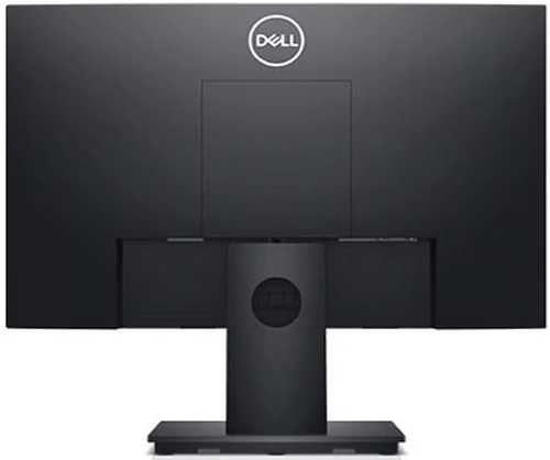 "Монитор Dell 18.5"" E1920H черный TN LED 16:9 матовая 600:1 200cd 90гр/65гр 1366x768 D-Sub DisplayPort HD READY 2.93кг"