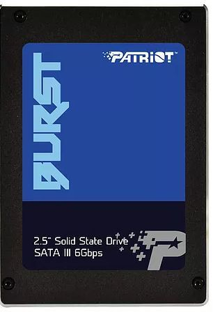 Накопитель SSD Patriot SATA III 120Gb PBU120GS25SSDR Burst 2.5""