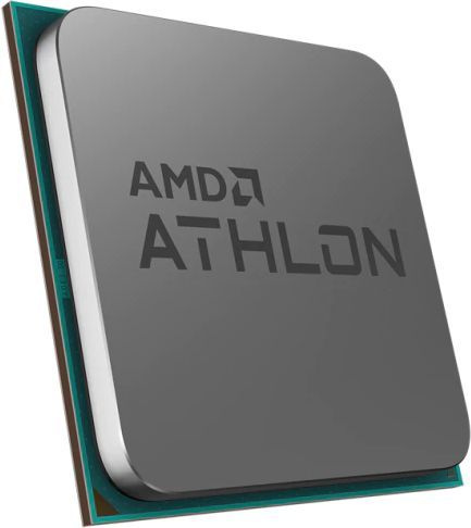 Процессор AMD Athlon 240GE AM4 (YD240GC6M2OFB) (3.5GHz/100MHz/Radeon Vega 3) Tray