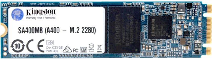 Накопитель SSD Kingston SATA III 120Gb SA400M8/120G A400 M.2 2280